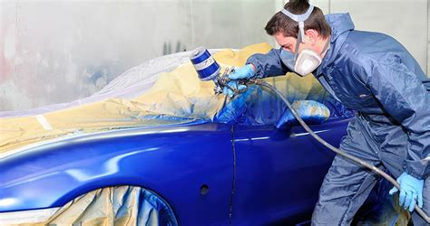 Painting Your Car by Collision Repair And Refinishing Hawkeye Community College