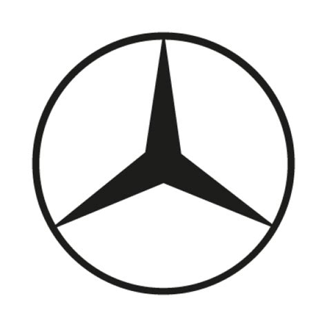 logo mercedes benz vector mercedes benz logo vector www imgkid com the image kid
