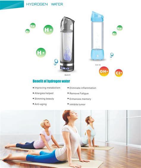 Best Quality Teko Decent Jug Water Jug Rosh Stainless Steel 2 Liter hydrogen water pitcher olansi healthcare co ltd buy