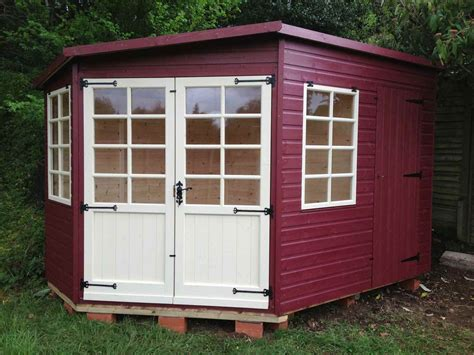 Garden Sheds 10 X 7 by Painted Finish Mb Garden Building