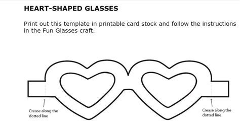 eyeglass template sunglasses template coloring pages