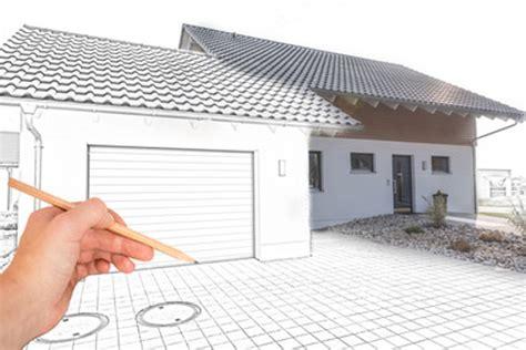 garagenanbau ans haus ratgeber garage neu bauen