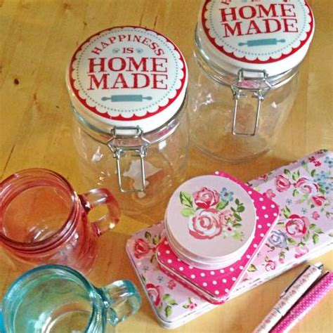 Happy Friday Tea Tins by My Happy Friday With Planet Crafternoon Treats