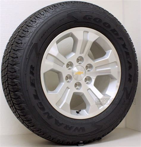 Wheels Chevy 1500 new take 2017 chevy z71 silverado 1500 18 quot wheels rims