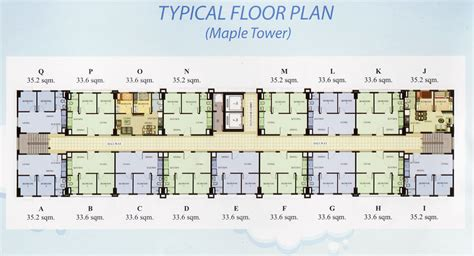 high rise floor plans highrise apartment building floor plans and images results