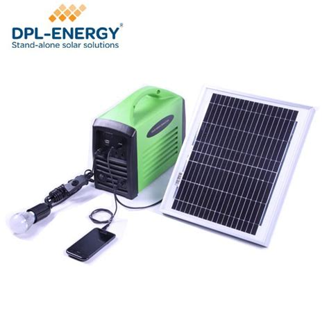 backyard solar power 2014 mini led light portable off grid system solar power