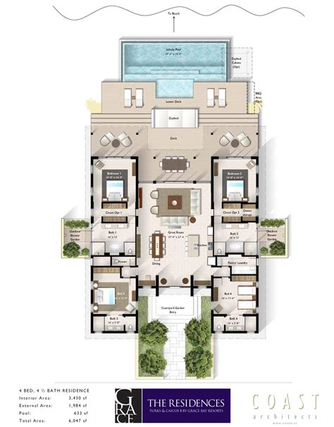 residence floor plans turks caicos real estate caribbean real estate