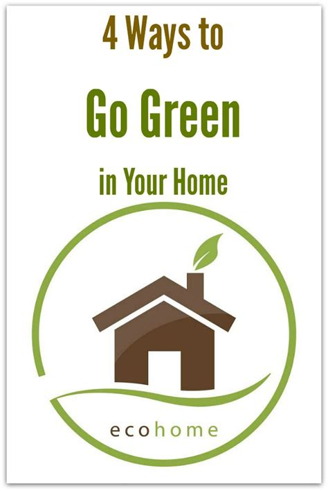 going green in your home 4 ways to go green in your home live a green natural