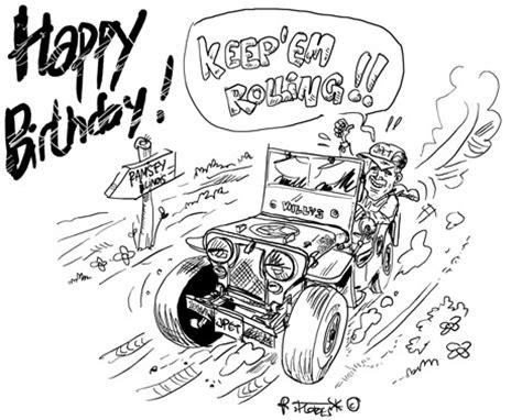 happy birthday jeep images happy birthday jeep