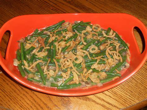 green bean casserole  madeira mushrooms hezzi ds