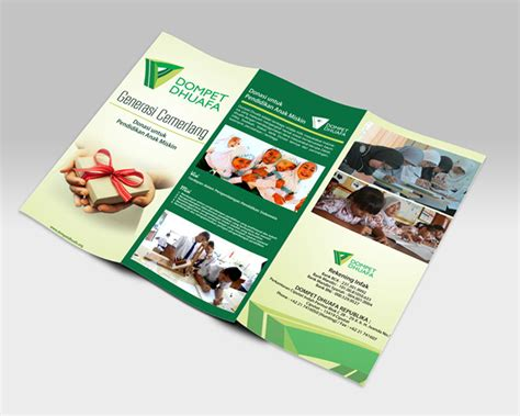 fee desain brosur sribu desain flyer brosur desain brosur untuk caign do