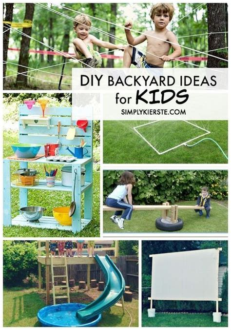 kids backyard store diy backyard ideas for kids cubby houses awesome and decks