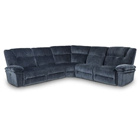 power recliner sectional parker power recliner sectional home envy furnishings
