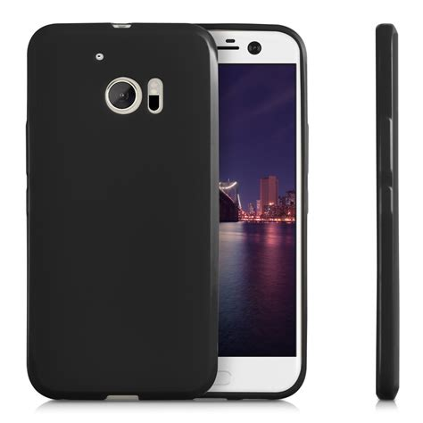 Silicone Htc kwmobile tpu silicone cover mat for htc 10 soft