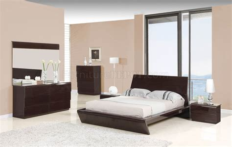 nelly bedroom set nelly bedroom in oak veneer wengee w options by whiteline