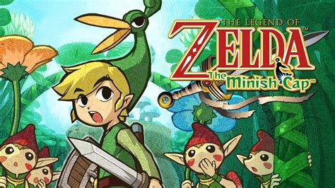 The Legend Of The Minish Cap Wiki Fandom Powered By Wikia The Legend Of The Minish Cap Mike Matei Review