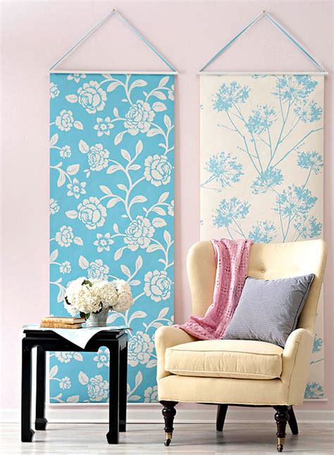 wallpaper craft projects make craft ideas with leftover wallpaper creative home