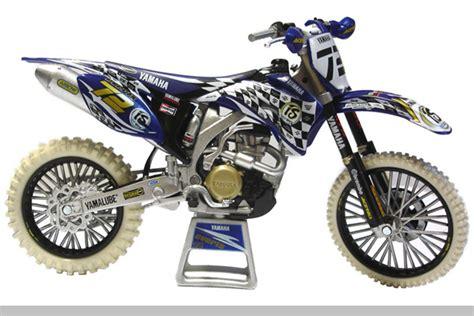 diecast motocross bikes stefan everts diecast motocross bike white tires