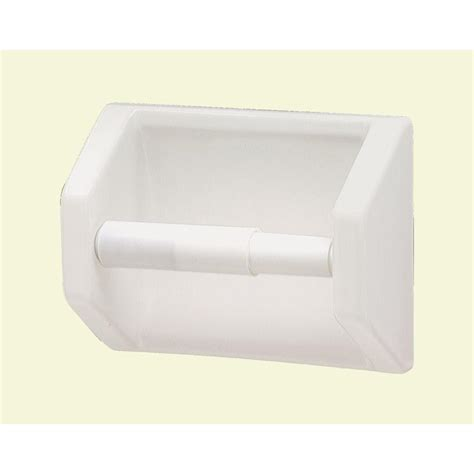 Paper Holders by Lenape Toilet Paper Holders Toilet Paper Holder In White