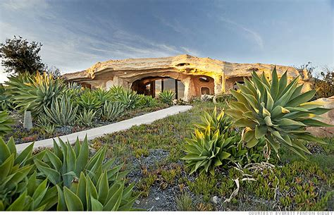 dick clark s flintstone house dick clark s rockin retreat listed for 3 5 million a