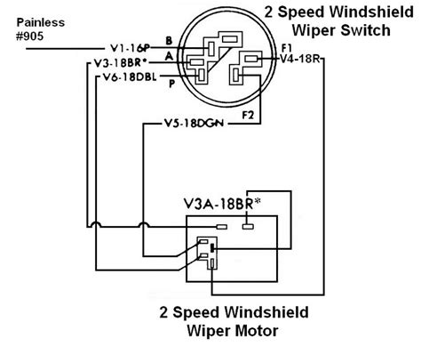 windsheild wiper wiring for a bodies only mopar forum