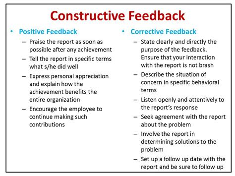 exle of positive feedback quotes on constructive feedback quotesgram