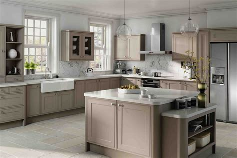 Kitchen Cabinets In 6 Alternatives To White Kitchen Cabinets