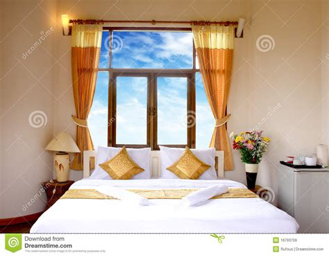 ro room single bed neatly done up in a high class hotel ro royalty free stock images image 16793709