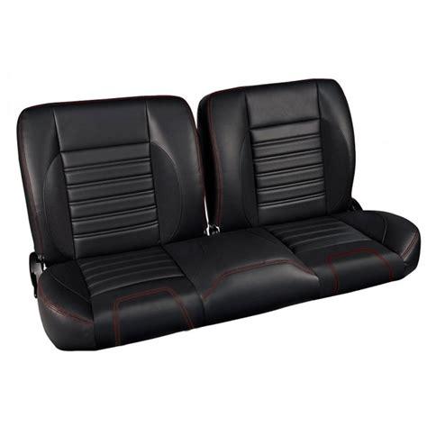 universal bench seat tmi pro series seats sport universal classic car interior
