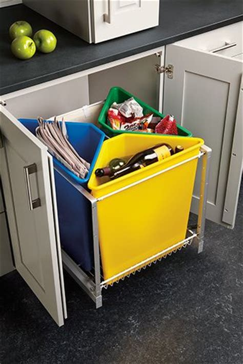 Wolf Kitchen Cabinets recycling can be a breeze with this wolf designer cabinets