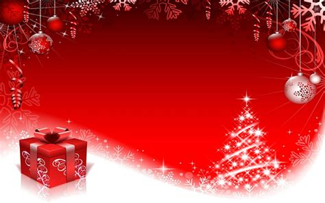 red christmas decorations  snowflakes background images  wallpaperscom