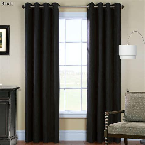 room darkening panels navar thermaplus room darkening grommet curtain panels