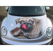 24 Best Dog Airbrush Designs On Cars