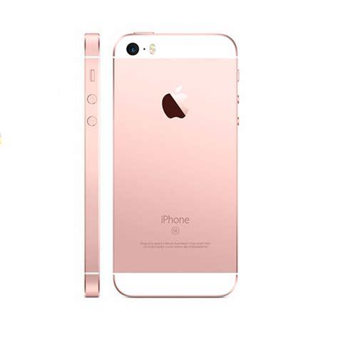 New Apple Iphone Se 16gb Gold Garansi 1 Tahun Best Price apple iphone se 16gb gold phonespot lv