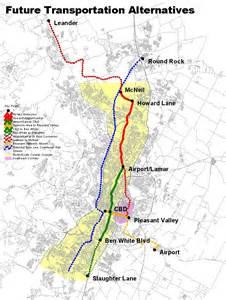 Austin Light Rail Austin Light Rail Plan Support Grows