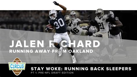 Football Running Back Sleepers by Stay Woke 2017 Running Back Sleepers Football