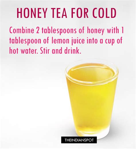 Runny Nose And Sneezing Effects Of Juice Detox by Ways To Use Honey Theindianspot