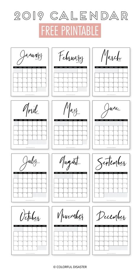 10 powerpoint calendar templates free sample example format