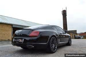 Bentley Gt Supersport For Sale 2007 Bentley Continental Gt Speed Related Infomation