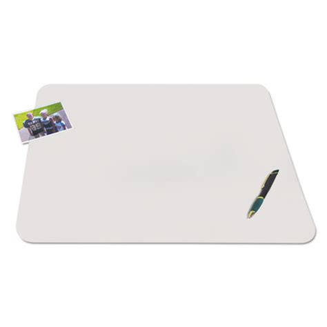 Clear Desk Pad For Wood by Aop60640ms Artistic Krystalview Desk Pad With Microban Zuma