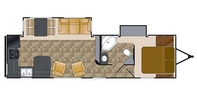 north country rv floor plans 2012 heartland north country nc 29rkss reviews airstream
