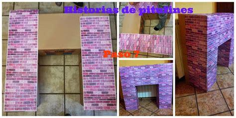 hacer chimenea casera decoraciones navide 241 as caseras con
