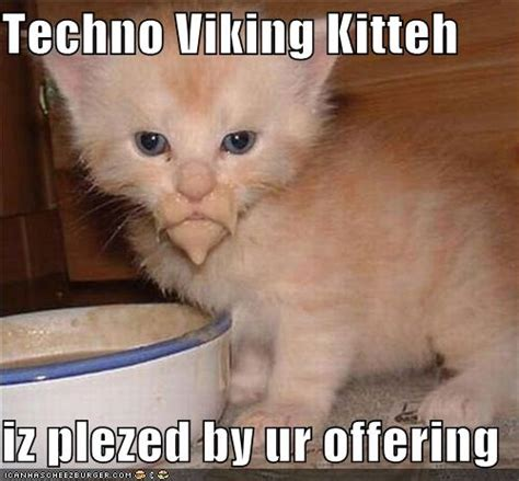 Techno Viking Meme - image 229062 technoviking know your meme