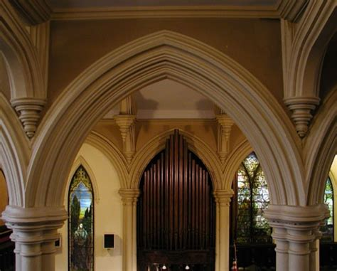 arch pointed arch