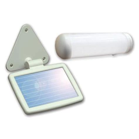 solar lights home depot sunforce solar shed light