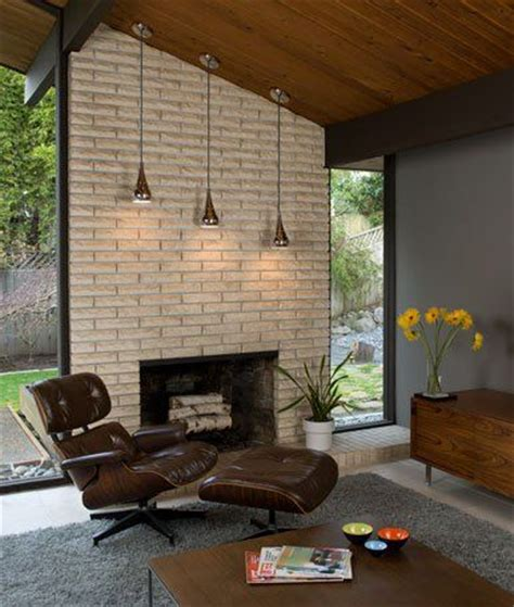 mid century modern fireplaces 67 best interior mid century fireplaces images on pinterest