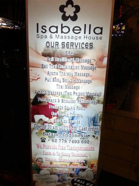 massage house batam again isabella massage house just rambling