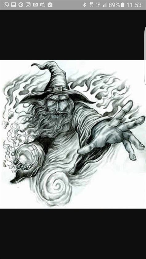 tattoo wizards designs best 25 wizard ideas on wizard