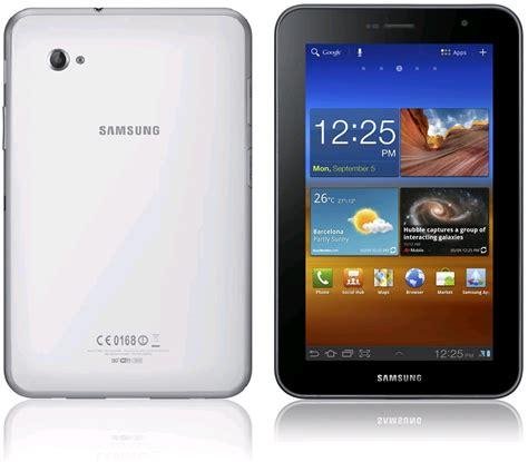 Samsung Galaxy Tab Versi 7 0 samsung galaxy tab 7 0 una tablet cl 225 sica de alta gama