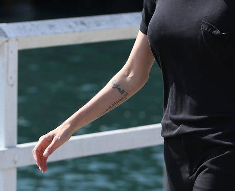angelina jolie new tattoo 2013 brooklyn beckham gets his first tattoo and it s huge